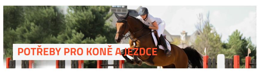 Potřeby pro koně a jezdce