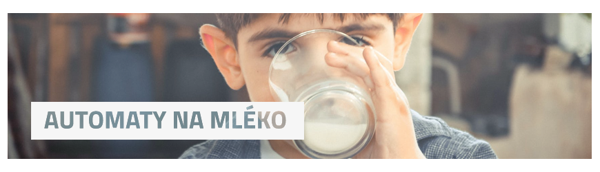 Automaty na mléko