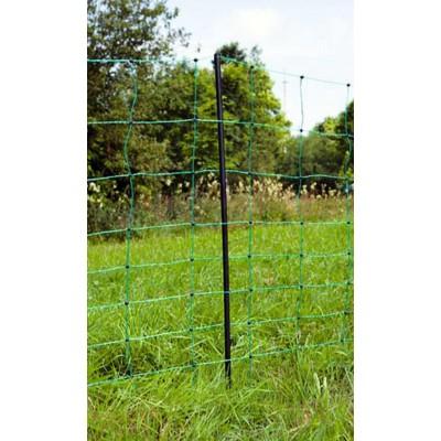 Tyč náhradní, černá, 90cm, 2 špice