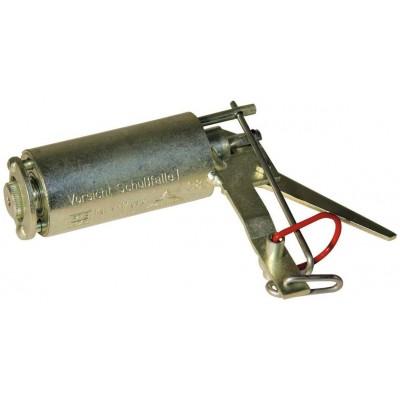 Samostřelný přístroj na myši