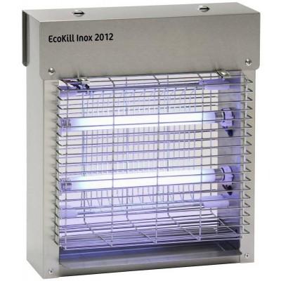 Elektrický lapač much EcoKILL Inox 2012 do 80m2, 2x6W