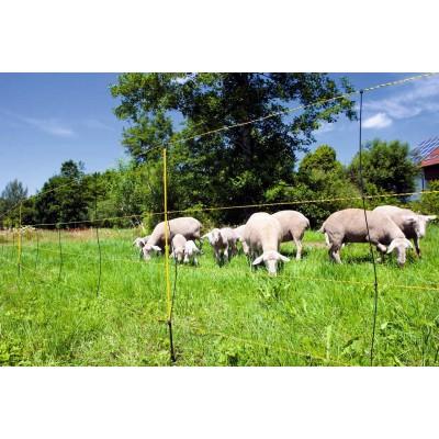 Síť ohradníková pro ovce EasyNet, 105cm, 1 špice