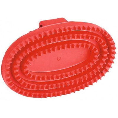Hřeblo gumové Junior-pro dětskou ruku s páskou černá