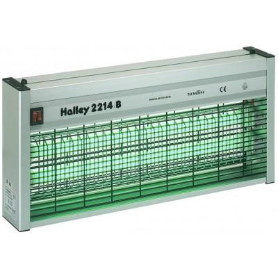 Elektrický lapač much cca 200m2, zelené záření, 2x20W, 10kg
