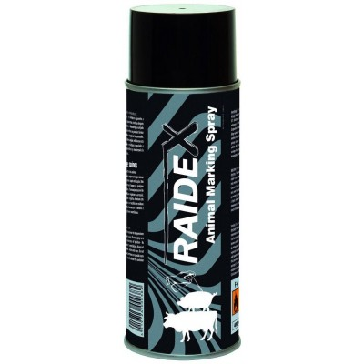 Spray na značení RAIDEX 400ml žlutý