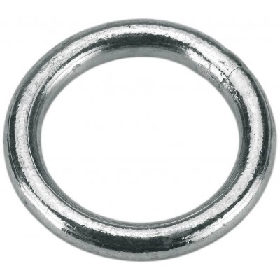 Kroužek pozink, _45mm, 8mm galvanizovaný