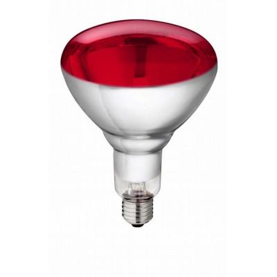 Infražárovka 150W Philips červená