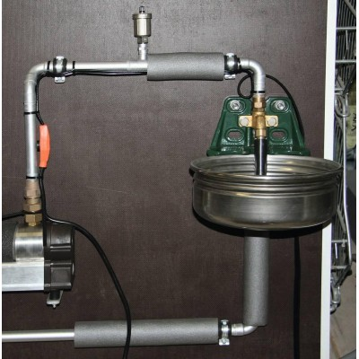 Topný kabel s termostatem, délka 18m, 288W