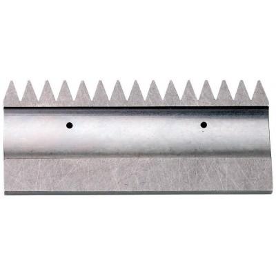 Nůž horní široký, 17z skot koně, pro Aesculap Ekonom II