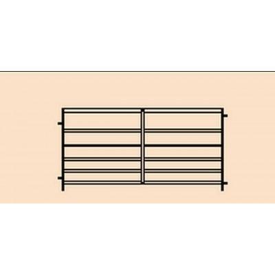 Ovčí plot rovný, 1,83m, žárově zinkované