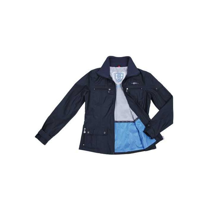 Bunda Covalliero BERN, dámská, tmavě modrá L