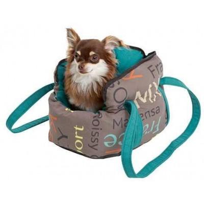 Cestovní taška City pro psy, 40x25x23cm