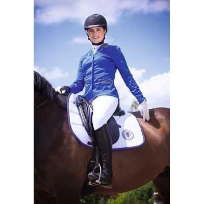 Závodní sako Covalliero Orlando, L/40, královská modrá, poslední kusy