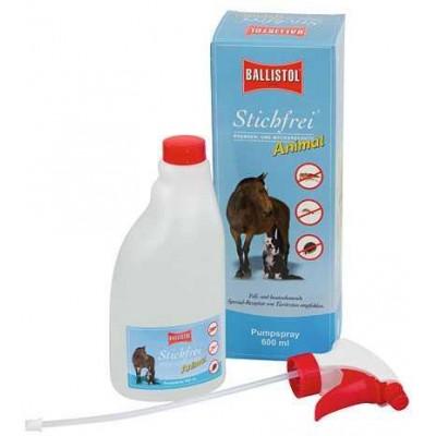 Repelent Ballistol Stichfrei Animal - 600 ml rozprašovací láhev