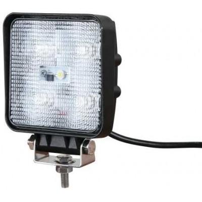 Pracovní světlomet LED EPISTAR, 18 W , 1400 lumen, cca 78 W halogenu