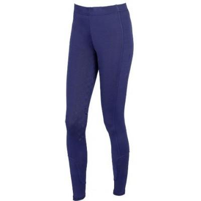 Dámské jezdecké kalhoty - rajtky LIVONIA, tmavě modrá, vel. 34