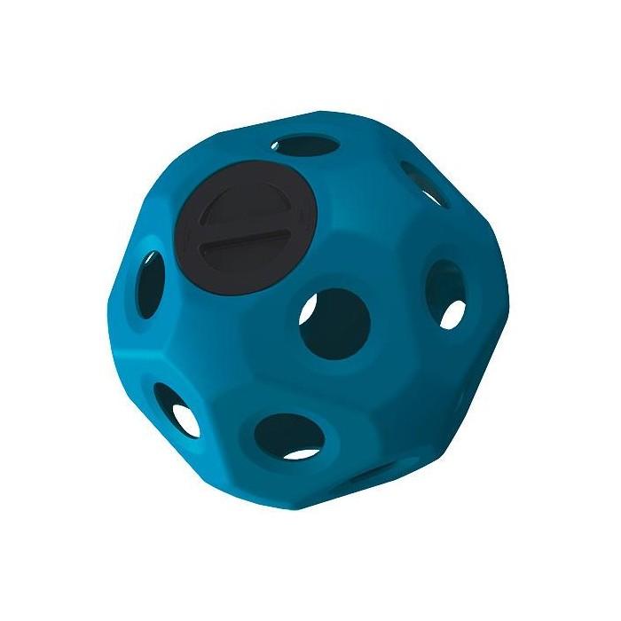 Balón na krmivo HeuBoy, modrý