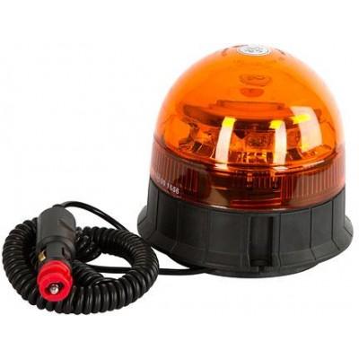 LED otáčivé světlo, s magnetickým stojánkem