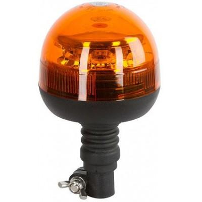 LED otáčivé světlo, s nástrčnou nožkou