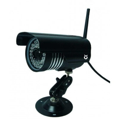 Přídavná kamera vč. antény a videokabelu