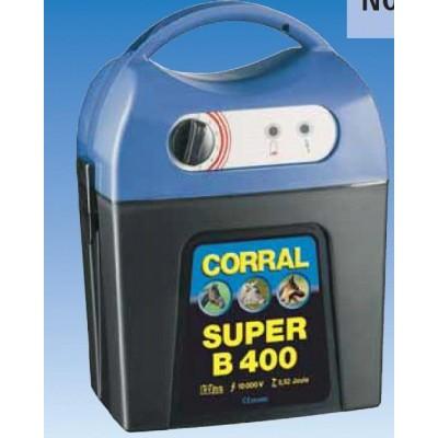Elektrický ohradník - Ohradníkový zdroj Corral B 400 LED