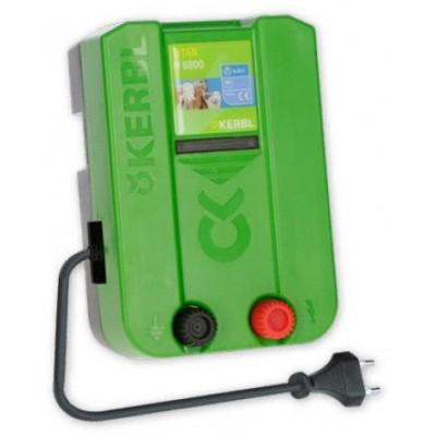 Elektrický ohradník - Ohradníkový zdroj Kerbl TITAN N6800