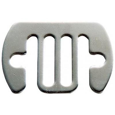 Spojka na pásky - destička, 10-20mm, 1ks