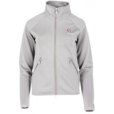 Dámská sportovní bunda ABSOLUTE, šedá, XL