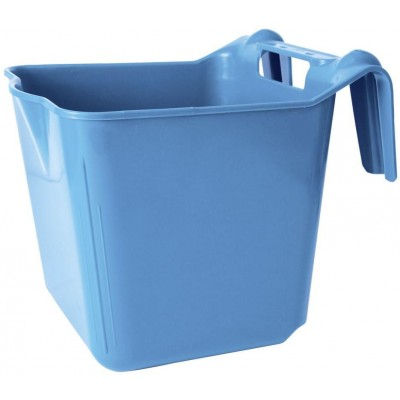 Žlab závěsný přenosný plast HangOn 13l, aquamarin
