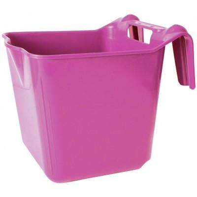 Žlab závěsný přenosný plast HangOn 13l, rosé
