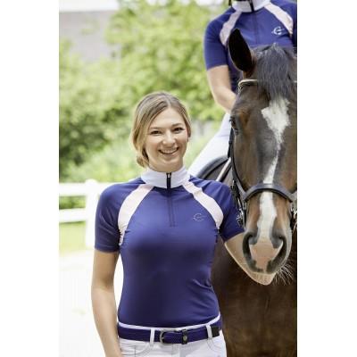 Triko Covalliero Lani, tmavě modrá/bílá, vel. XL
