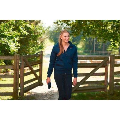 Dámská bunda- bluzon ABSOLUTE, modrá, XS