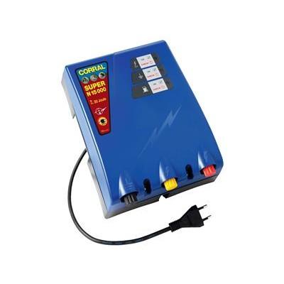 Elektrický ohradník - Ohradníkový zdroj Corral Super N15000
