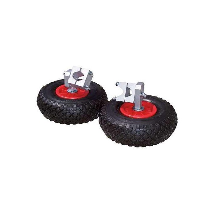 Opěrná kola pro kolečko