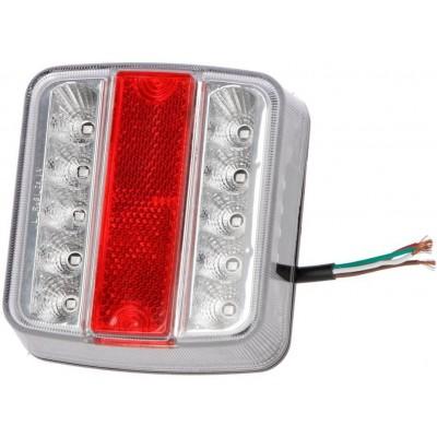 Koncové světlo LED, pravé, samostatné