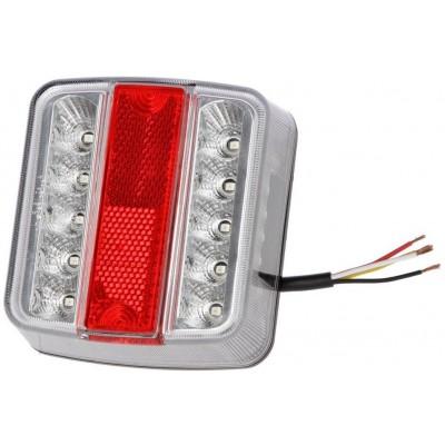 Koncové světlo LED, levé, samostatné