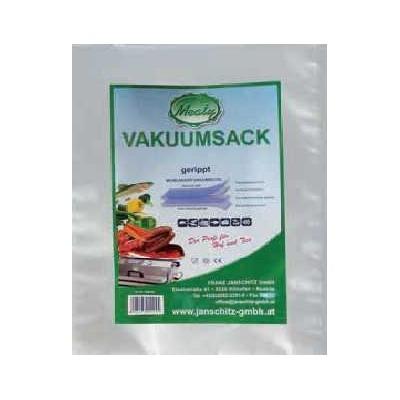 Meaty vakuovací sáček 18 x 40 cm baleno po 100 ks, vroubkovaný, síla 0,105