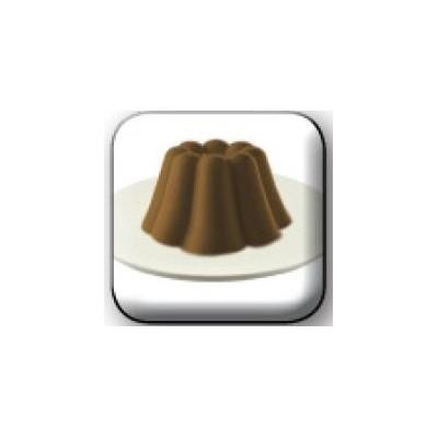 Směs pro přípravu dezertů - čokoládový puding, 5 kg balení (chocolate pudding)
