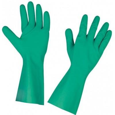 Rukavice pro manipulaci s chemikáliemi Chemex, vel. 10