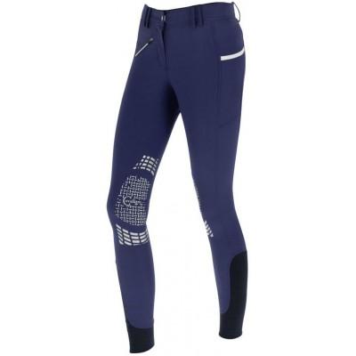 Dětské jezdecké kalhoty - rajtky BALI, modrá, vel. 158