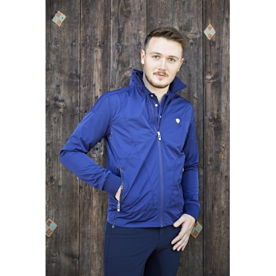 Pánská bunda Venlano, modrá, vel. L