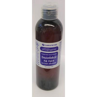 Dezinfekce na ruce na bázi alkoholu, 200 ml