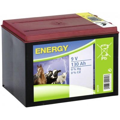 Suchá baterie zinek - uhlík 9 V, 130 Ah