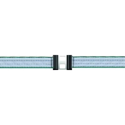 Litzclip na pásku, rovný, 40mm, nerez ocel, 5ks