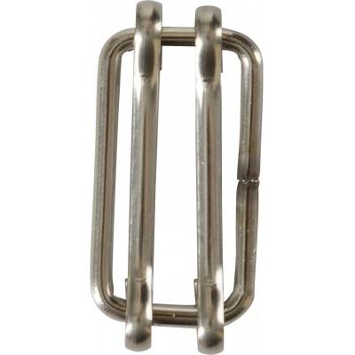 Pásková spojka z nerezové oceli do 20 mm pásky, 5 ks