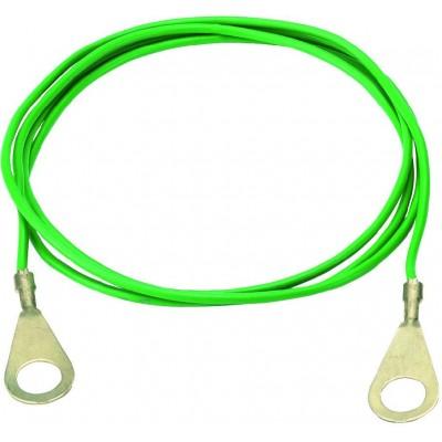 Kabel zemnící s koncovými oky