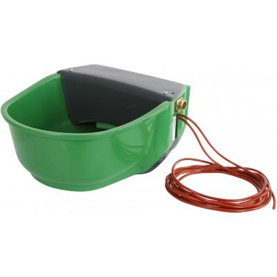 Vyhřívatelná plováková napáječka SH30, 24 V, bez souběžného vyhřívání potrubí