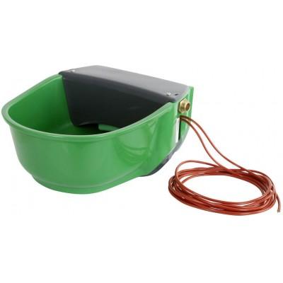 Vyhřívatelná plováková napáječka SH30, 24V, se souběžným vyhříváním potrubí