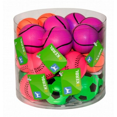 Neonové míčky, 6cm