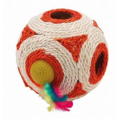 Hračka Sisal míček, 12cm
